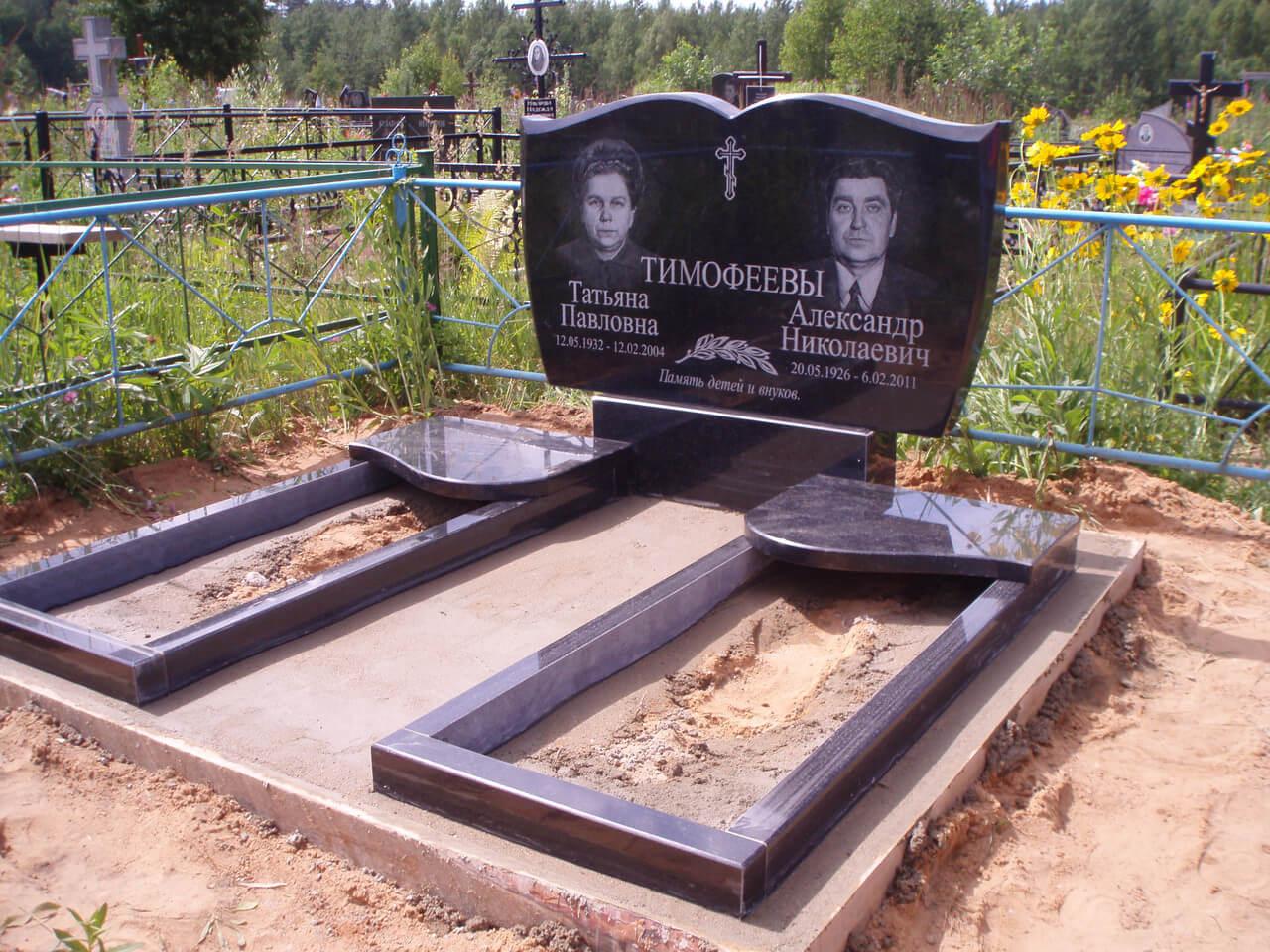 когда устанавливают памятник на могилу